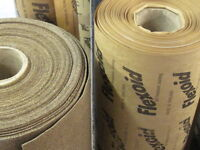 GASKET PAPER 1.5MMTHK 5MTR ROLL X 1MTRWIDE SUITABLE FOR OIL AND WATER