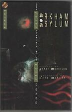 BATMAN - ARKHAM ASYLUM  play press 1997 1a edizione grant morrison dave mckean