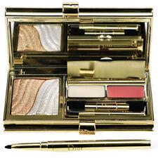 Dior Gold Makeup Face Palette Grand Bal 001 - Eyeshadow Lip Gloss Eyeliner