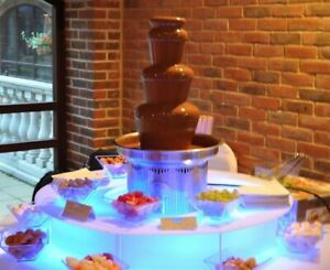 SEPHRA COMMERCIAL CHOCOLATE FOUNTAIN  - ONLY SLIGHTLY USED