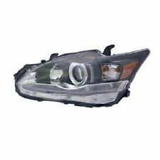 2011 2012 2013 2014 2015 For LX CT-200h Headlight W/Halogen Left Driver Side