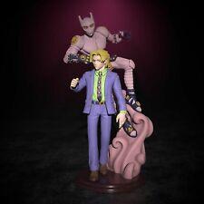 35 mm Yoshikage Kira fanart JoJo Miniature for DnD|Shabowrun|Wargaming|Tabletop