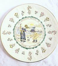"Royal Doulton Kate Greenaway Almanack 1884 1977 Plate - Cancer - 8 1/4"""