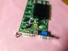 Nvidia P162 128MB AGP VGA DVI TV Video Card with Heatsink