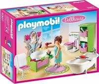 5307 Playmobil Vintage Bathroom Dollhouse Suitable for ages 4 years and up