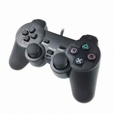 AMAZING❤❤❤ Protable Twin Shock Game Controller Joypad for Sony PS2 Playstation 2