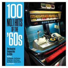 100 Number One Hits of the 60s 4 CD Boxset The Shadows Petula Clark Del Shannon