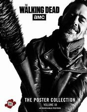 The Walking Dead: The Poster Collection, Volume III (Paperback or Softback)