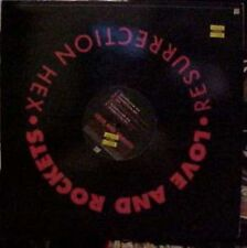 """Love & Rockets Resurrection Hex 3 mixes - US 12"""""""