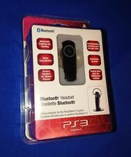 RARE NEW SEALED PS3 PS4 OFFICIAL Sony PlayStation Bluetooth Headset Genuine 2.0