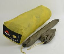 MSR Twin Sisters 2 Person Camping Floorless TARP Shelter
