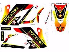 Plastics Decals Sticker Kit for CRF50 Pitpro Atomik Thumpstar Honda Dirt Bike Pi