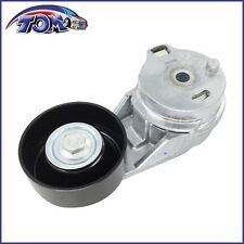 NEW SERPENTINE BELT TENSIONER WITH PULLEY FOR BUICK CHEVY GMC HUMMER ISUZU SAAB