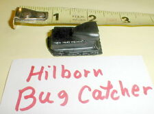 "Hilborn Bug Catcher Scoop Lexan Long 1/2"" X Wide 1/2"" slot car #black"