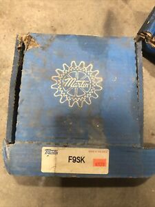 Martin F9SK 2800 RPM Flex Cplg Assembly, F9SK