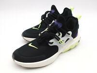 Nike React Presto Black Gravity Purple-Sail BQ4002-012 Size 6Y Women's 7.5