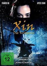 DVD/ Xin - Die Kriegerin - Francis Ng & Jaycee Chan !! NEU&OVP !!