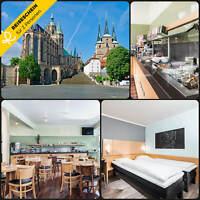 Kurzurlaub Erfurt 4 Tage 2 Personen Hotel Hotelgutschein Städtereise Wochenende