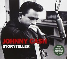 Johnny Cash With His Hot & Blue Guitar/Songs That Made Him Famous/ Fabulous 3-CD