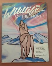 Wildlife of the North by Debbie Christ - Stained Glass Pattern
