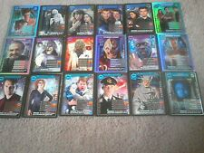 DR  WHO MONSTER INVASION ULTIMATE  CARDS,  31 cards