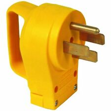 RV Receptacles Camco 55255 50 AMP PowerGrip Replacement Plug