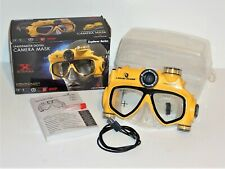 New listing Liquid Image Explorer Series 8.0 Mp Underwater Digital Camera Mask – Photo/Video