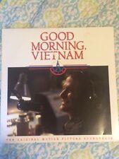 Good Morning Vietnam The Original Motion Picture Soundtrack LP 12'' Record
