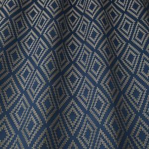 Stratus Ink - By iliv - Geometric, woven, jacquard fabric - 3.5 Metre Piece