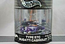 HotWheels 2003 Special BUGATTI CABRIOLET Type 57C Show Room Car Limited Edition