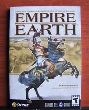 Empire Earth: An Epic Conquest Spanning 500,000 years - strategy guide PC game