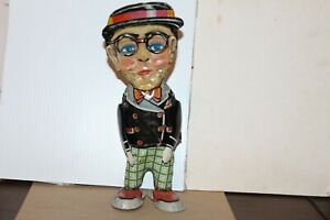NICE VINTAGE 1920's MARX TIN LITHO WIND UP HAROLD LLOYD