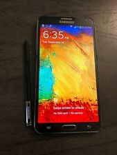 New listing Samsung Galaxy Note 3 + S Pen Sm-N900T - 32Gb - Black (T-Mobile) Smartphone
