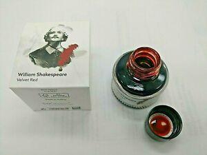 Montblanc114959 William Shakespeare Velvet Red Ink Bottle 35ml