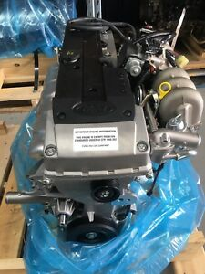 FORD BARRA 6 BF NA CRATE ENGINE RECONDITIONED LONG MOTOR FPV