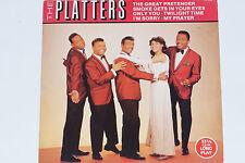 "The PLATTERS-MY PRAYER - 7"" PE 45"