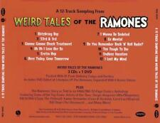 WEIRD TALES OF THE RAMONES PROMO CD 12 TRACK SAMPLER FROM THE BOX SET