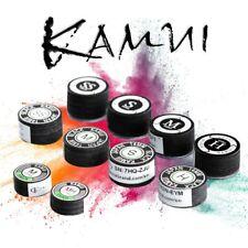 Original Cue Tips Import KAMUI Japanese Billiard SS//S//M//H Snooker Tip Brown HQ