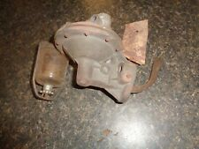 1937,1938 hudson nos  fuel pump new