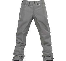 Burton Men Pointer Snowboard Pants (XL) Indigo Denim