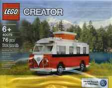 LEGO® Creator 40079 Mini VW T1 Camper Van NEU FOLIE!  NEW IN POLYBAG 76 pieces !