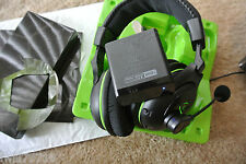 Turtle Beach Ear Force X32 Black/Green Headband Headsets