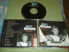 johnny hallyday toujours french pop legends cd (2011)