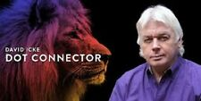 David Icke • Dot Connector 2014 • Conspiracy Theory / Truth, on plain DVD-R