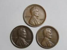 1920 Lincoln Cents Year Set - PDS