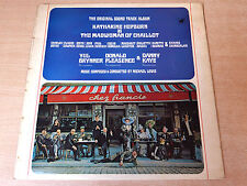 The Madwoman Of Chaillot/1969 Warner Bros Soundtrack LP/Michael Lewis