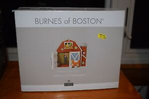 Burnes of Boston Picture Frame - Susan Winget Barn Collage