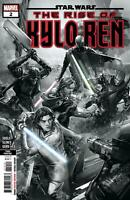 Star Wars the Rise of Kylo Ren #2  Marvel Comic Book 3rd Print 2020 NM
