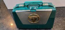 New ListingVintage Zenith L505 Vintage 1950s Portable Tube Radio w/ Wave Magnet