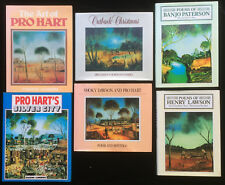 Pro Hart Collection Silver City Smoky Dawson Outback Christmas Paterson Lawson